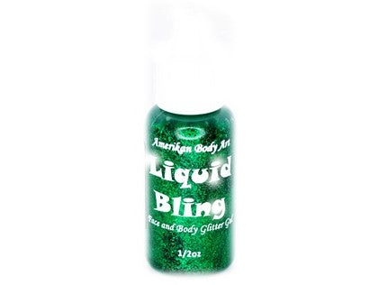 ABA Liquid Bling Emerald Green