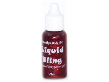 ABA Liquid Bling Firetruck Red