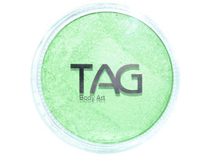TAG 32gm Pearl Lime Green