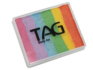 TAG Rainbow Cake 50gm Pearl Rainbow Delight