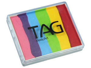 TAG Rainbow Cake 50gm Regular Rainbow