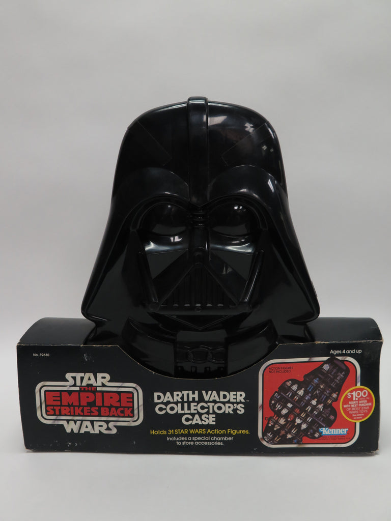 1980 Kenner Star Wars The Empire Strikes Back ESB Darth Vader Collector's Case