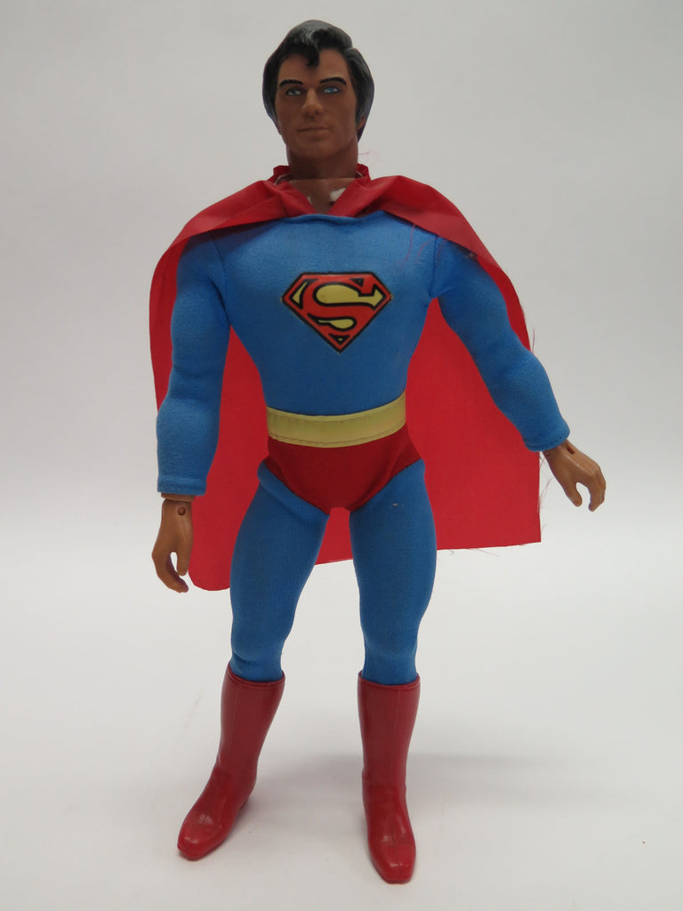 1977 Mego Corporation Superman: The Movie Christopher Reeve Superman 12""