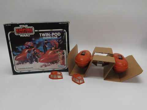 1980 Kenner Star Wars The Empire Strikes Back ESB Bespin Cloud Car With Inserts