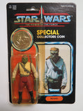 1985 Kenner Star Wars POTF Barada