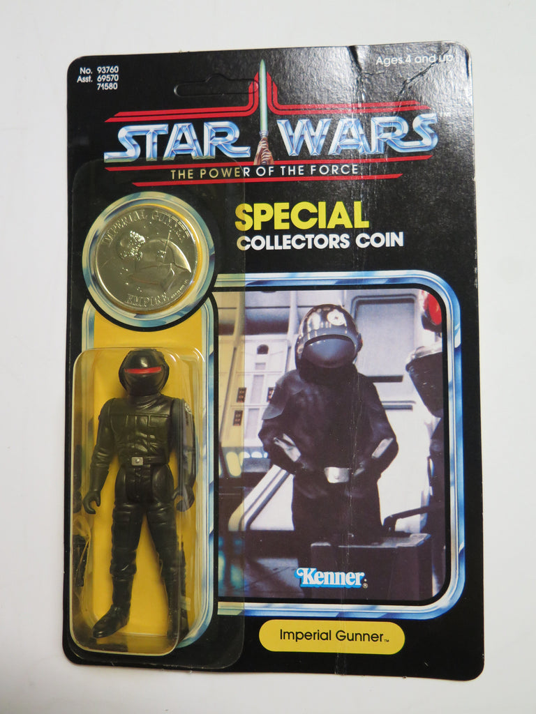 1985 Kenner Star Wars POTF Imperial Gunner