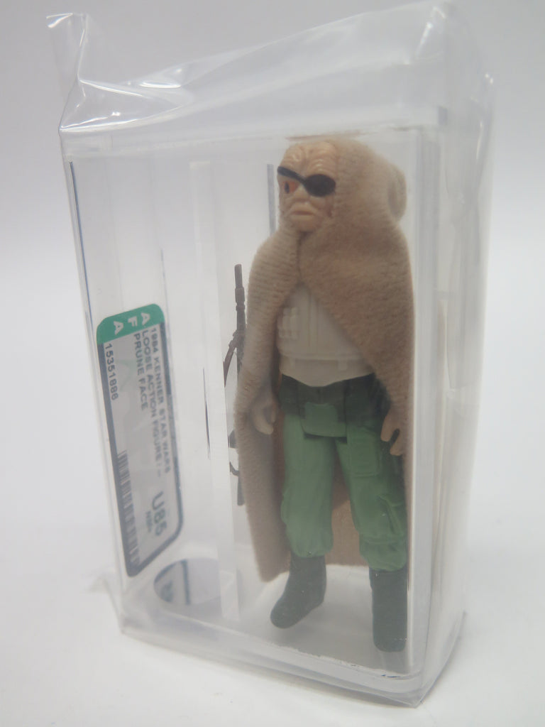 1984 Kenner Star Wars Return of the Jedi ROTJ Prune Face AFA U85