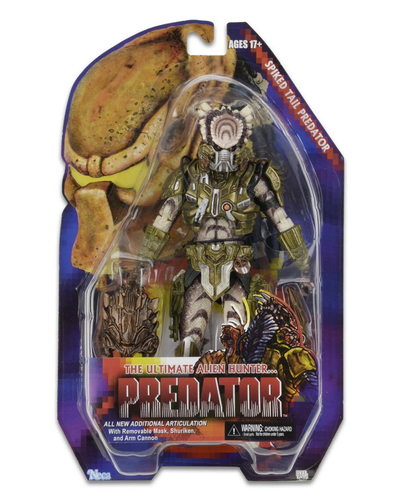 Copy of NECA Predator Series 16 Spiked Tail Predator