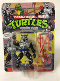 1991 Playmates Teenage Mutant Ninja Turtles TMNT Chrome Dome MOC