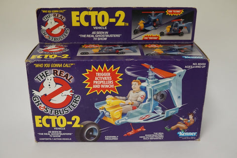 Kenner The Real Ghostbusters Ecto-2 (sealed)