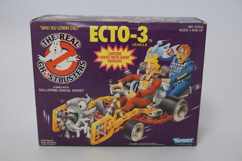 Kenner The Real Ghostbusters Ecto-3 (unused)