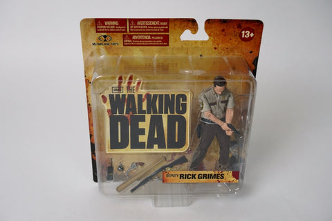 McFarlane The Walking Dead Series 1 Deputy Rick Grimes