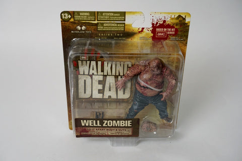 McFarlane The Walking Dead Series 2 Well Zombie