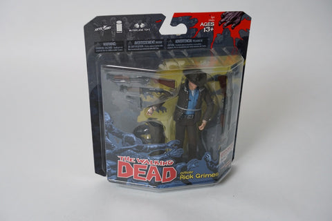 McFarlane The Walking Dead Comic Series 1 Officer Rick Grimes