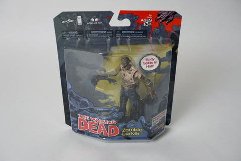 McFarlane The Walking Dead Comic Series 1 Zombie Lurker