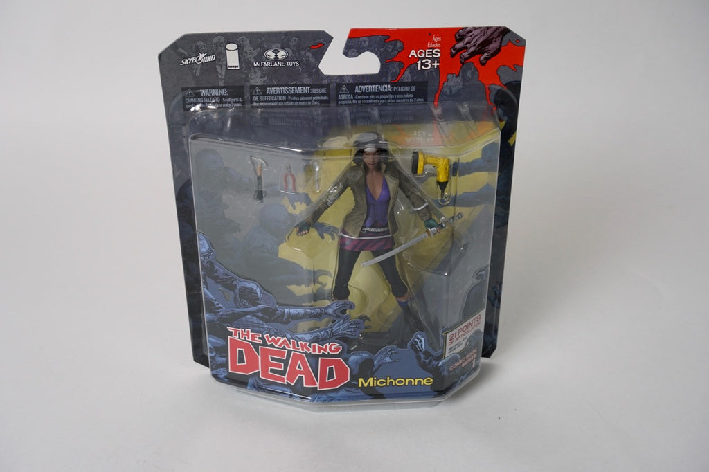 McFarlane The Walking Dead Comic Series 1 Michonne