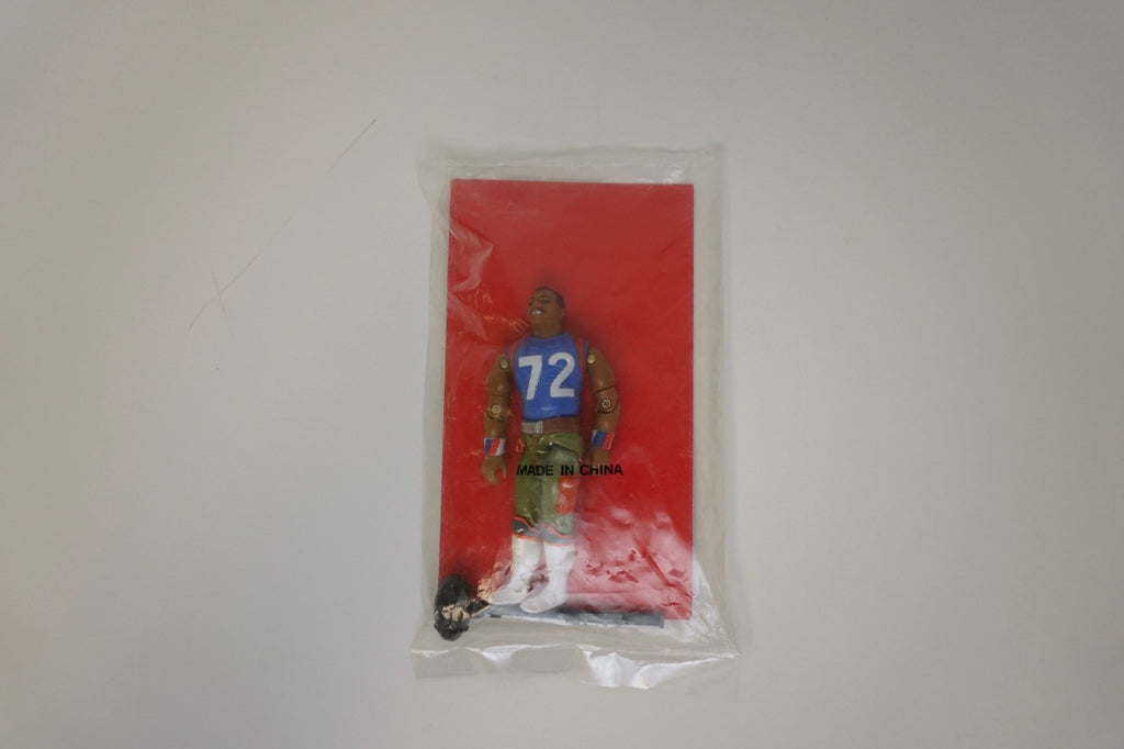 1986 Vintage GI Joe The Fridge Mail Away Sealed New