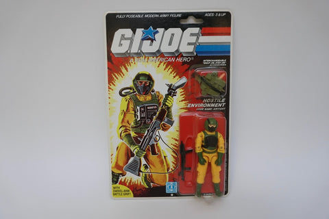 1985 Vintage GI Joe Airtight MOC Sealed New
