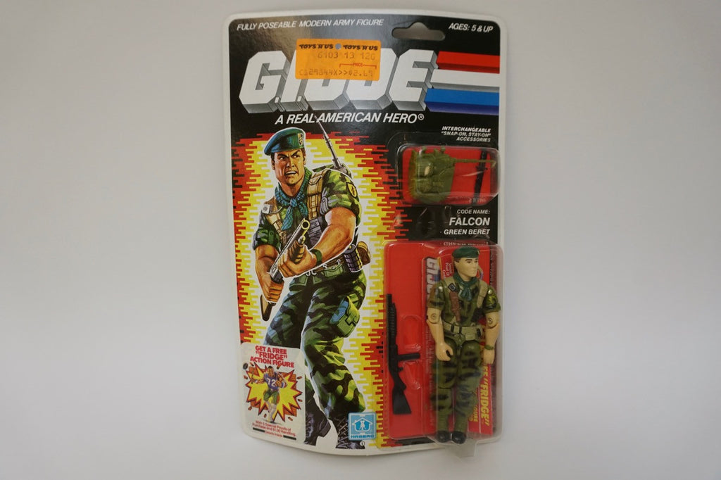 1986 Vintage GI Joe Falcon MOC Sealed New