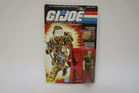 1985 Vintage GI Joe F00TL00SE MOC Sealed New