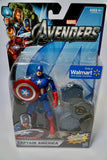 Hasbro Marvel Legends Walmart Exclusive Avengers Movie Captain America MOC UNOPENED