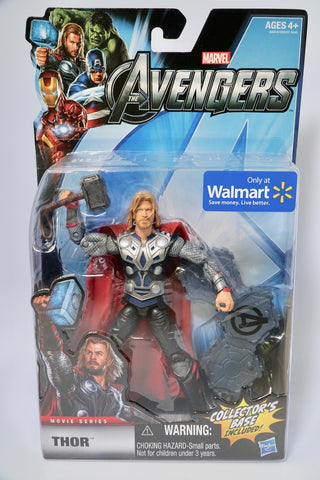 Hasbro Marvel Legends Walmart Exclusive Avengers Movie Thor SEALED Unopened