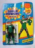 1985 Kenner Super Powers 12 Back Green Lantern Hal Jordan MOC SEALED Unopened