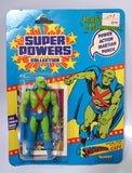 1985 Kenner Super Powers Martian Manhunter J'onn J'onzz MOC SEALED Unopened