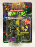 Vintage Playmates Teenage Mutant Ninja Turtles TMNT Movie Star Foot Soldier w/ Card MOC SEALED