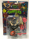 Vintage Playmates Teenage Mutant Ninja Turtles TMNT Warriors of the Forgotten Sewer GateKeeper Rocksteady MOC SEALED
