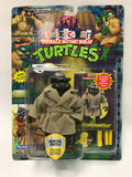 Vintage Playmates Teenage Mutant Ninja Turtles TMNT Undercover Turtles Undercover Don Donatello MOC SEALED