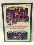 1994 Bandai Power Rangers Karate Action Zack The Black Ranger MISB SEALED