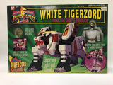 1993 Bandai Mighty Morphin Power Rangers Tommy The White Ranger's White Tigerzord MISB SEALED
