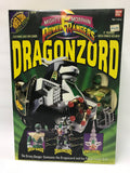 1993 Bandai Mighty Morphin Power Rangers Tommy The Green Ranger's Dragonzord MISB SEALED