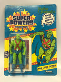 1984 Kenner Super Powers The Martian Manhunter J'onn J'onzz MOC SEALED Unopened