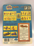 1984 Kenner Super Powers 23 Back Red Tornado MOC SEALED Unopened US Card