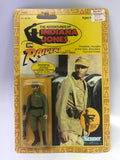 1982 Vintage Kenner Indiana Jones Raiders of the Lost Ark ROTLA Indy in German Soldier Uniform MOC Unopen