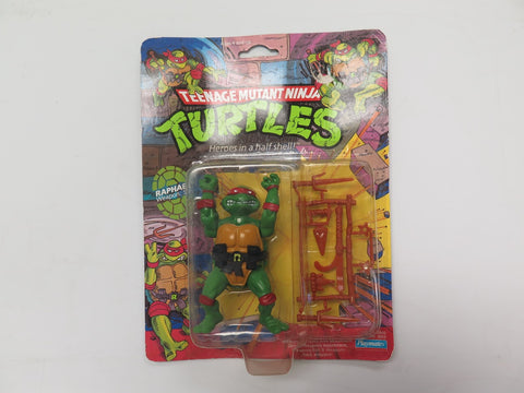 1988 Playmates Teenage Mutant Ninja Turtles Raphael