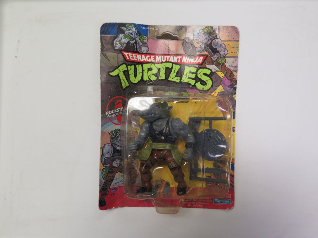 1988 Playmates Teenage Mutant Ninja Turtles Rocksteady