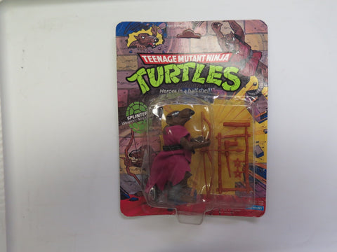 1988 Playmates Teenage Mutant Ninja Turtle Splinter