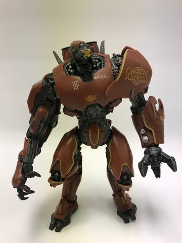 "NECA Pacific Rim - The Essential Jaeger ""Crimson Typhoon"" 7"" Deluxe Action Figure"