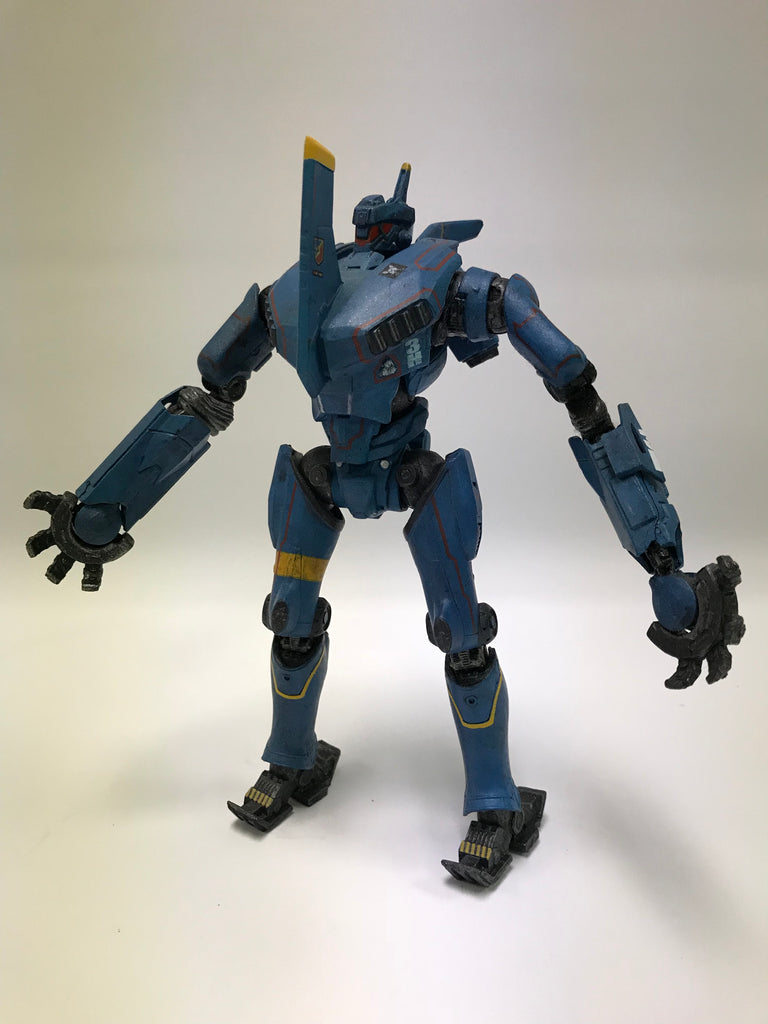 "NECA Pacific Rim - The Essential Jaeger ""Romeo Blue"" 7"" Deluxe Action Figure"