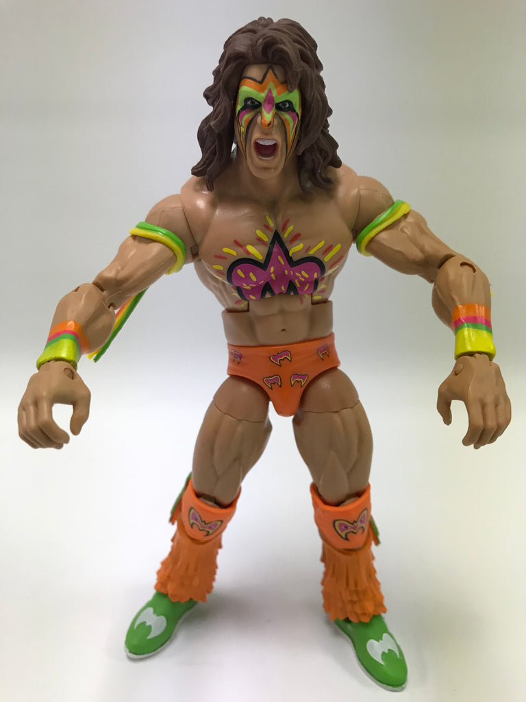 Mattel WWE WWF Wrestling Elite The Ultimate Warrior