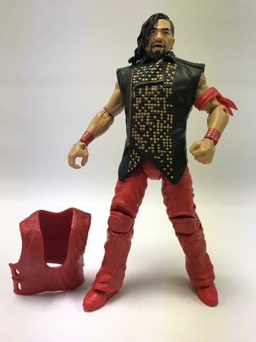 Mattel WWE WWF ECW WCW TNA NXT Elite Defining Moments Shinsuke Nakamura