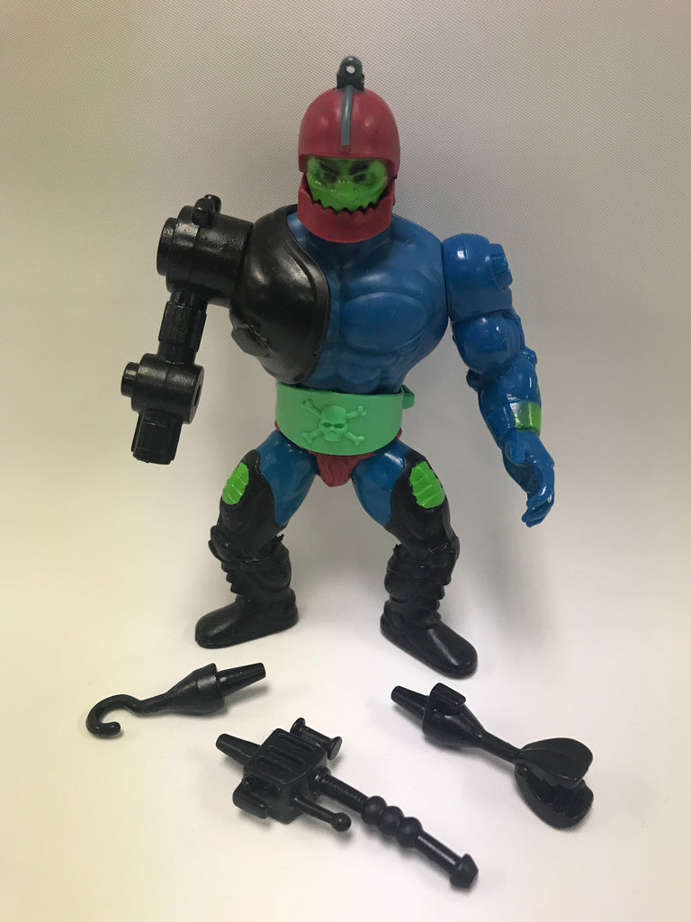 1983 Mattel He-Man & The Masters of the Universe Trap Jaw Loose Complete