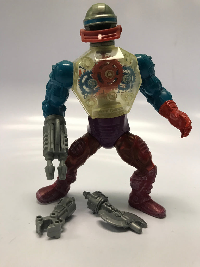1985 Mattel He-Man & The Masters of the Universe Roboto Loose Complete