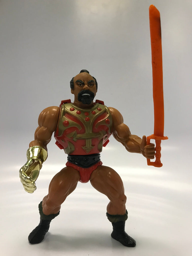 1983 Mattel He-Man & The Masters of the Universe Jitsu Loose Complete