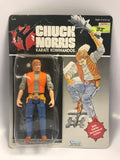 1986 Kenner Chuck Norris: Karate Kommandos Undercover Agent Action Figure MOC Sealed