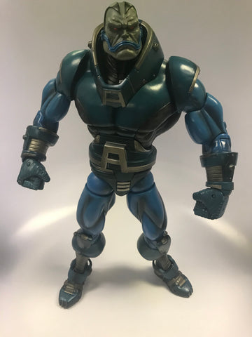 Toy Biz Marvel Legends X-Men Series Apocalypse BAF Build A Figure Loose Complete