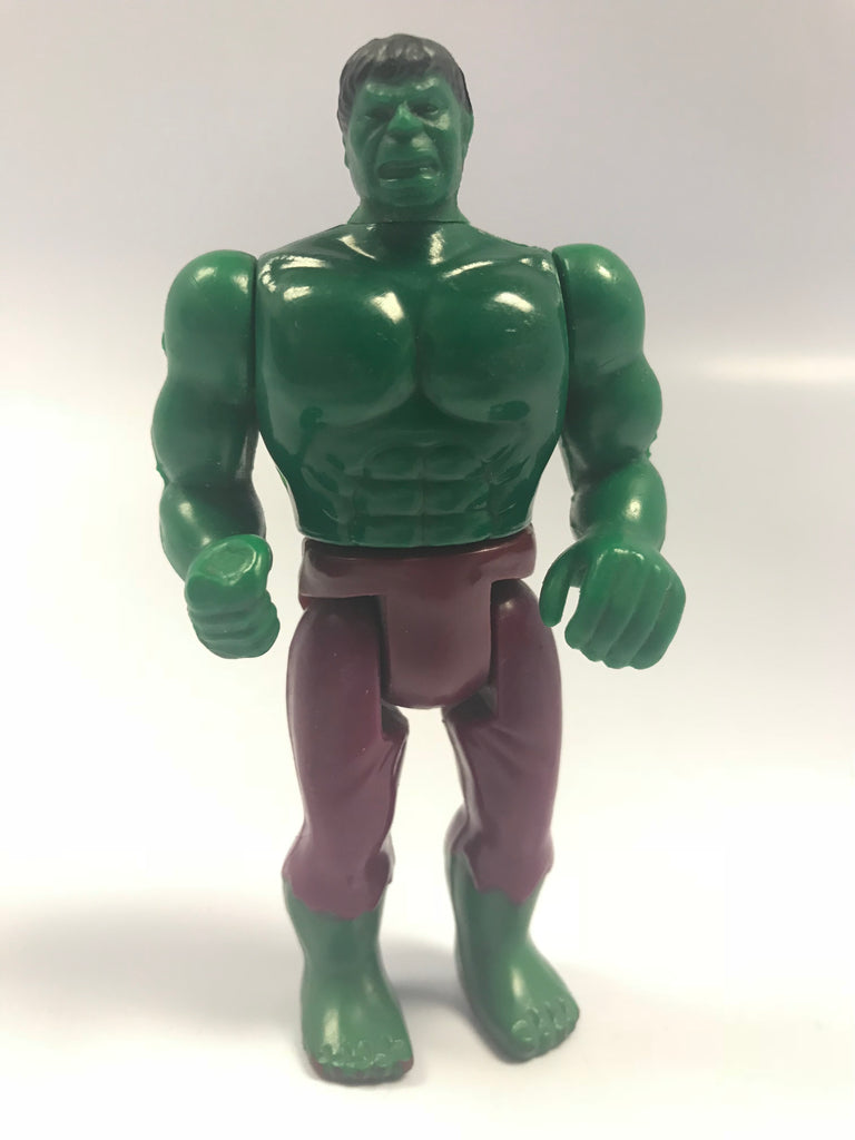 1974 Mego Corporation Pocket Super Heroes Marvel Comics The Incredible Hulk